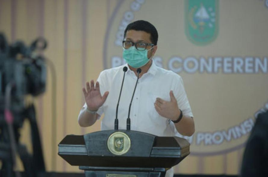Capai 38 Kasus, Klaster Santri Magetan Jatim Terbanyak Pertama di Riau