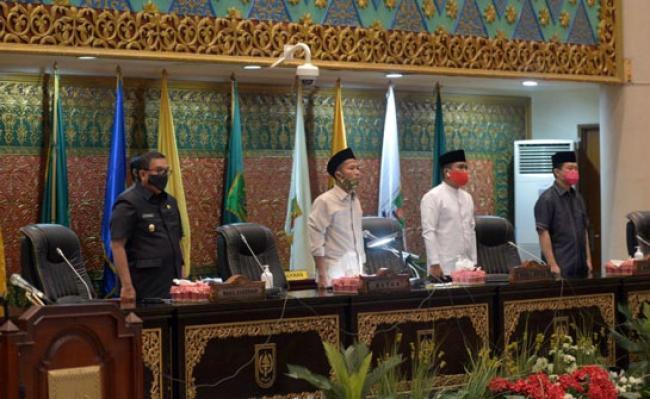 Ketua DPRD Riau Harap Daerah Perbatasan Kota Pekanbaru Lakukan PSBB