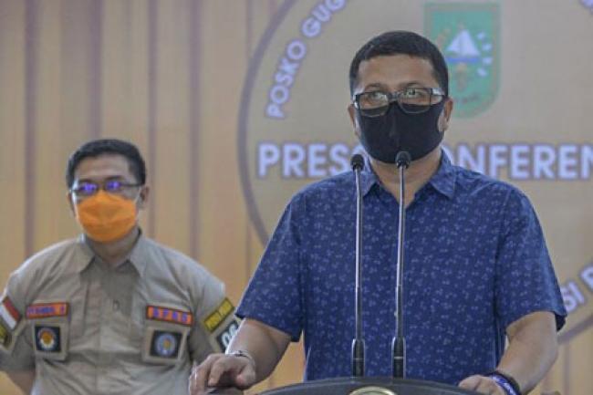 2 pasien Positif dari Inhil dan Kampar, Positif Covid-19 Riau Jadi 73 Orang
