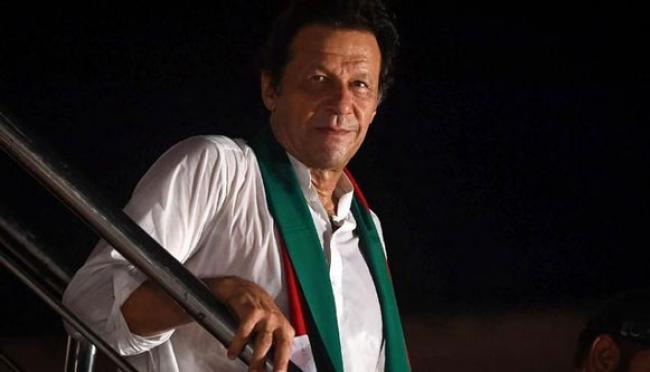 Imran Khan, `Kapten` Pakistan Pejuang Melawan Islamofobia