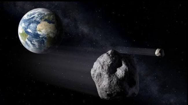 Ini Penampakan Asteroid Raksasa Dekati Bumi Jelang Lebaran