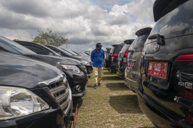 ASN Dilarang Mudik, Gubernur Riau Terbitkan Surat Perintah Penertiban Mobil Dinas