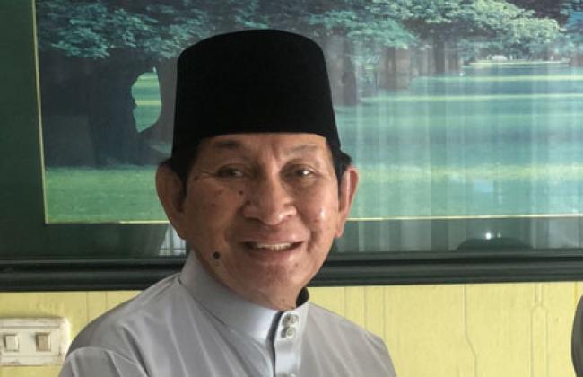 Raja Marjohan Yusuf Jabat Plt Ketua KONI Riau