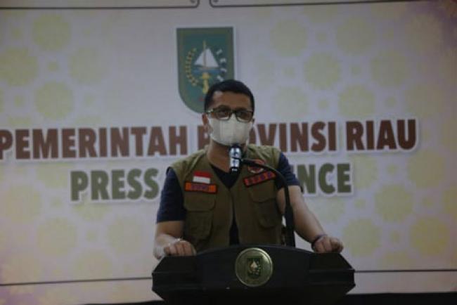 Update COVID-19 Riau per 6 Mei 2021: Bertambah 520 Kasus Baru, 20 Meninggal