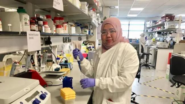 Peneliti Wanita Indonesia Raih Penghargaan Riset Post-Doktoral di Inggris