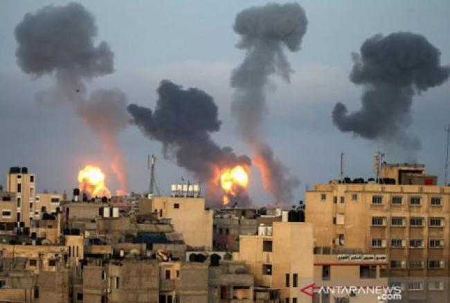 Negara Arab yang Sudah Berdamai dengan Israel Kesal, Palestina Digempur Bertubi-tubi