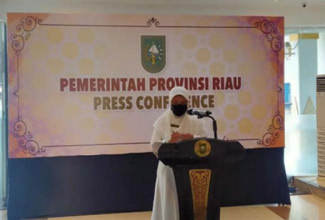 Kian Parah, 15 Pasien COVID-19 Riau Meninggal Dunia Hari Ini