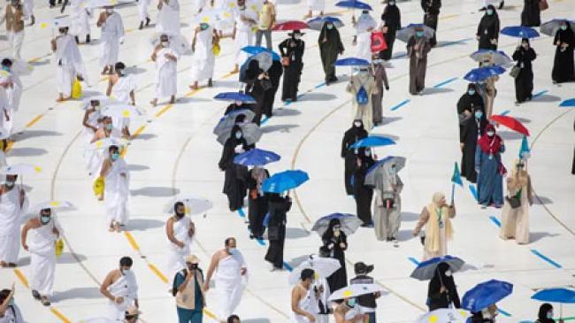 Syarat Haji 2021 Dikeluarkan Arab Saudi yang Bolehkan Jemaah Asing Ibadah