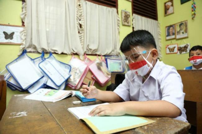 40 Kelurahan di Pekanbaru Masuk Zona Merah COVID-19, Belajar Mengajar Melalui Daring