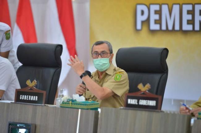 Gubri Harap Adanya Satu Bahasa Terhadap Pelaksanaan Salat Idulfitri di Riau