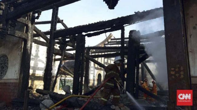 Daftar 30 Korban Tewas Kebakaran Pabrik Korek Api