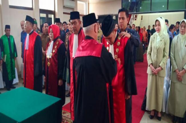 Rudi Ananta Wijaya Jabat Ketua PN Bengkalis