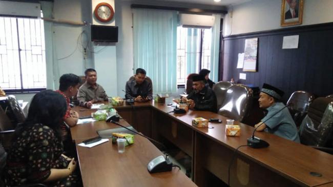 Nasabah Merasa Dirugikan, Komisi II Hearing Dengan Asuransi Axa Mandiri