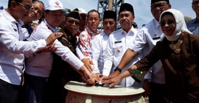 Gubri Berharap Masjid Cheng Ho Bisa Jadi Wisata Religi