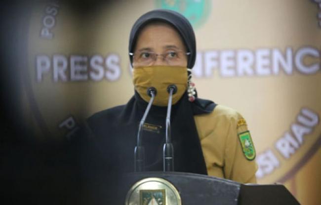 Terbitkan Surat Edaran, Gubri Dorong Kabupaten Kota Tingkatkan Uji Swab