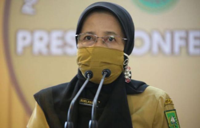 Hari ini Riau Nihil Kasus Positif Covid-19, 10 Pasien Dinyatakan Sembuh