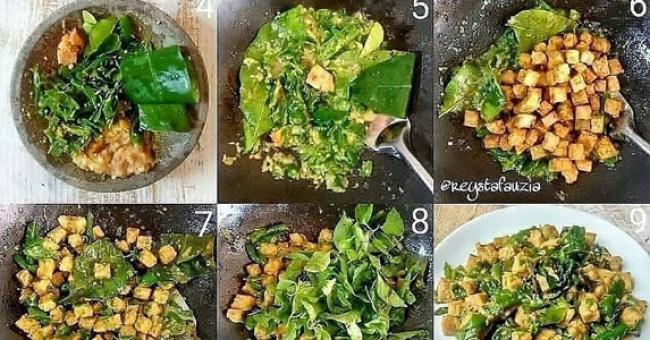 Ide Menu Sederhana dari Tempe, Lezat Dimasak dengan Kemangi Cabai Hijau
