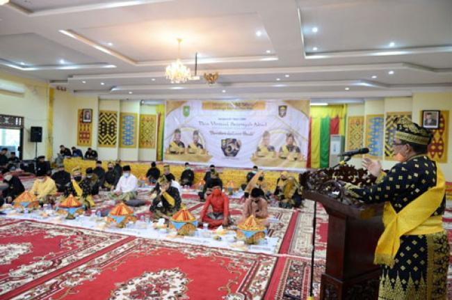Wagubri Flashback 50 Tahun Milad Lembaga Adat Melayu Riau