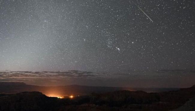 Hujan Meteor Bootid Malam Ini Bisa Dilihat Tanpa Alat Bantu