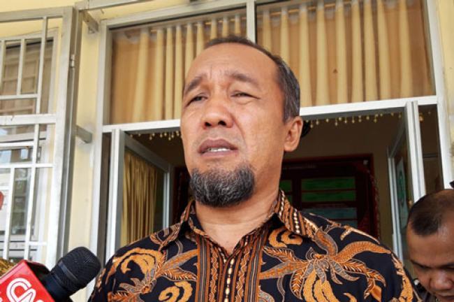 Hadi Penandio akan Dilantik Jadi Kasatpol PP Riau