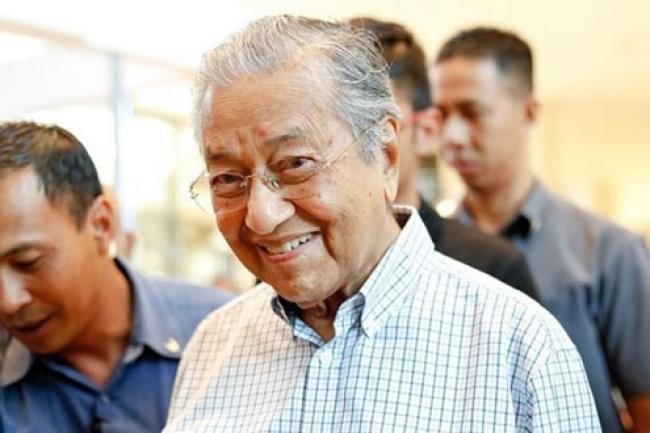 Bugar di Usia 94 Tahun, Ini Resep Mahathir Mohamad Bertahan saat Pandemi Corona