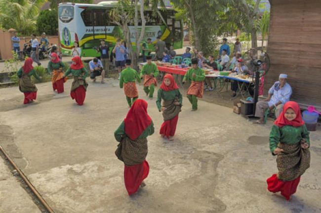 Riau Kiblat Pelestarian Zapin, Tiga Varian Telah Ditetapkan Sebagai WBTB