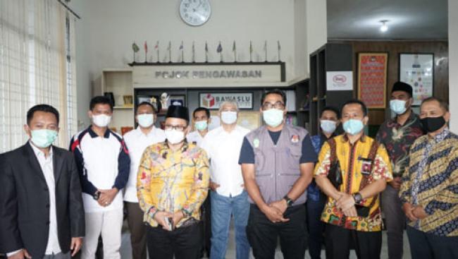 Bawaslu Dukung Bakohumas KPU Riau