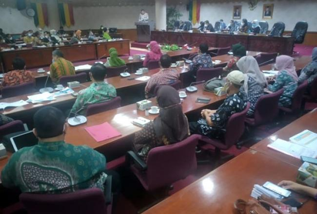 Penanganan Covid di Riau Dinilai Tak Berjalan Sesuai Harapan