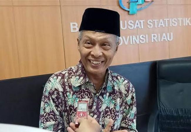 Mei, Riau Inflasi 0,08 Persen
