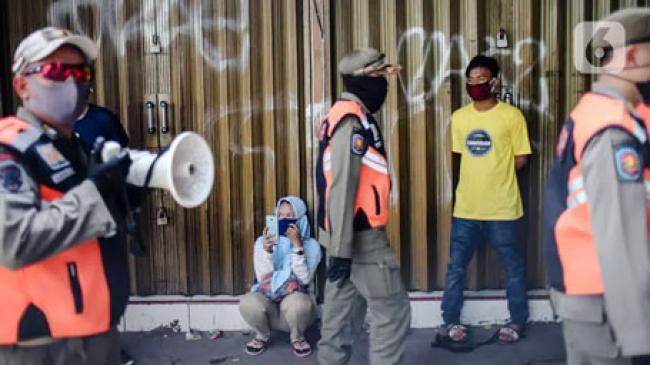 Anies: Jakarta Makin Mengkhawatirkan, Berkumpul 5 Orang Lebih Dibubarkan