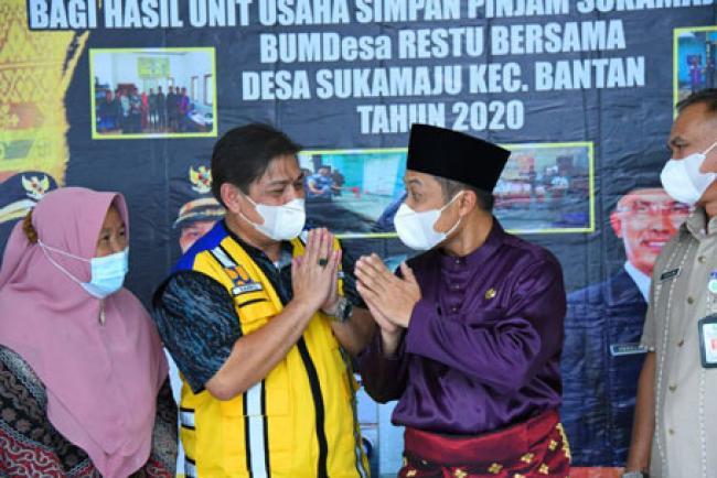 BWS Sumatera III Mulai Bangun Pengaman Abrasi Pulau Bengkalis