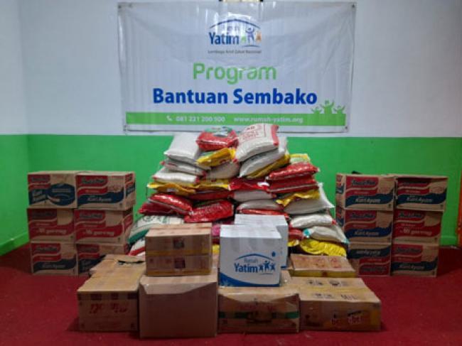 Rumah Yatim Berangkatkan Tim Menuju Wilayah Pedalaman di Riau Guna Salurkan Bantuan