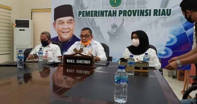 Wagubri Edy Natar Bantah Intervensi Pembentukan Pengurus FKUB Riau