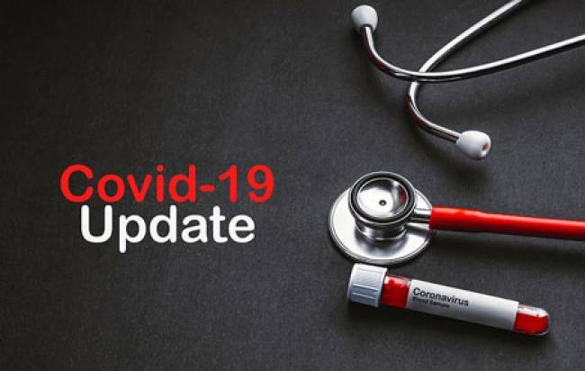Update COVID-19 Riau: Pasien Sembuh Bertambah 450 Orang, 384 Kasus Baru