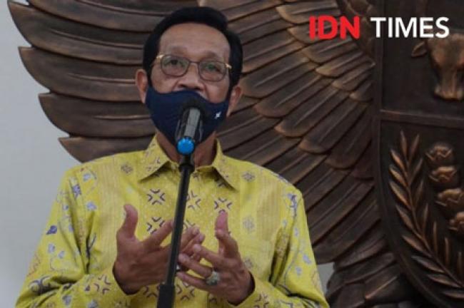 Sultan Serukan Kemungkinan Lockdown Total bagi DIY