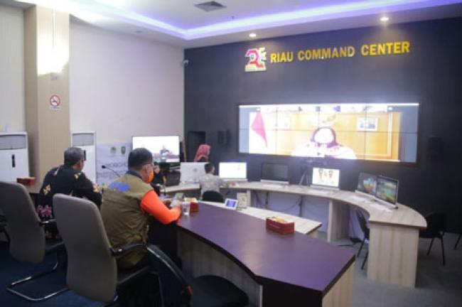 Dirjen PPI: Provinsi yang Tetapkan Status Siaga Darurat Bencana Karhutla Tingkatkan Upaya Pengendalian