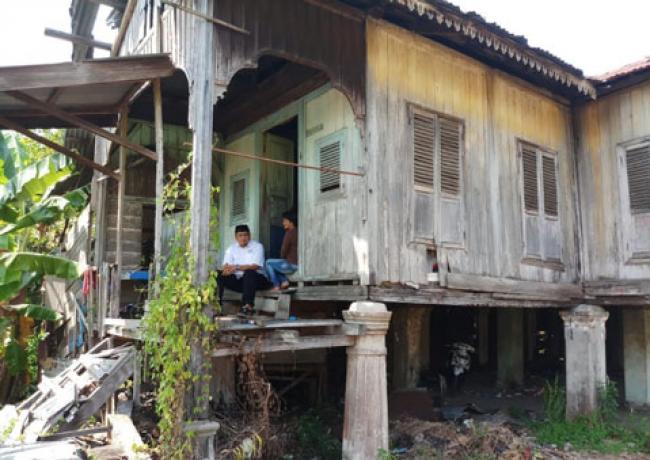 Rumah Adat Melayu Berusia 100 Tahun Rentan Rubuh, LAM Minta Pemerintah Segera Renovasi