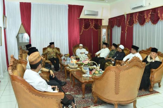 Panglima TNI Hadiri Haul ke-125 Ulama Banten