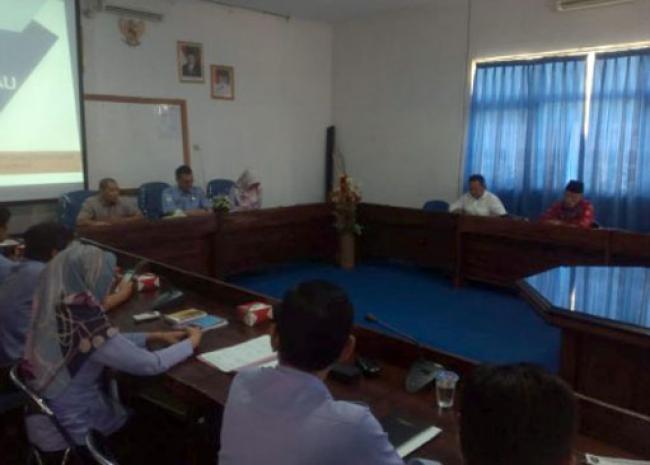 Observasi Komisi II ke Dinas Kelautan dan Perikanan Lampung