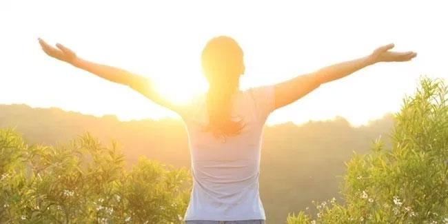 Waktu Terbaik Mendapatkan Sinar Matahari