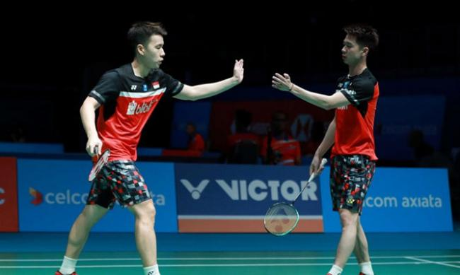 Hasil Lengkap Final Indonesia Open 2019