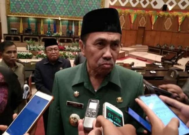 DPRD Riau Sahkan Ranperda Pengendalian Karhutla dan Kelembagaan