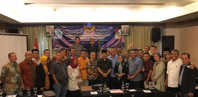 Bahas Fungsi Penganggaran Keuangan Daerah, DPRD Pekanbaru Sharing Bersama Kemendagri