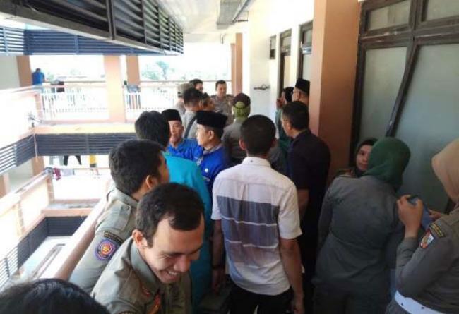 Menunggak Sewa, Pemko Eksekusi Penghuni Rusunawa Yos Sudarso