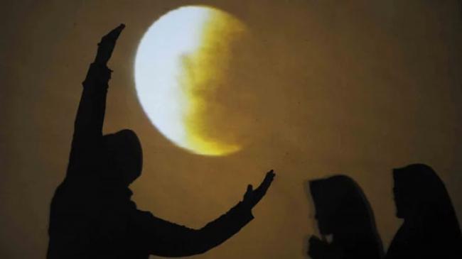 Malam Ini Gerhana Bulan Sebagian, Nih Waktu Puncaknya