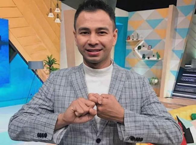 Benjolan Muncul di Leher, Raffi Ahmad Berisiko Kehilangan Suara