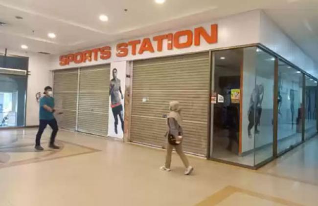 Karyawan Sports Station MP Positif Covid-19, Penularan di Luar Mal