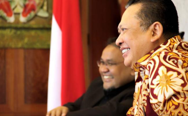JMSI Sambangi Ketua MPR RI, Teguh: Bambang Soesatyo Senior di Dunia Pers