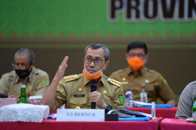 Gubri Segera Siapkan Tim Pansel Pengisian 3 Jabatan Eselon II Pemprov Riau