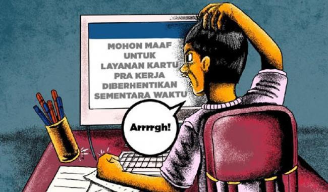 Jokowi Keluarkan Aturan Baru Kartu Prakerja, Simak Nih!